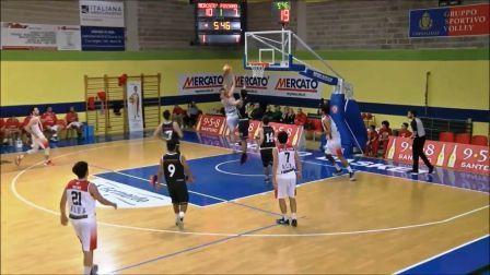 Highlights Mercatò Olimpo Basket Alba VS Teckfire Fossano (Serie C Gold – 26 11 2016)