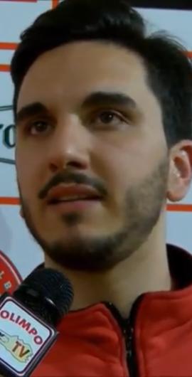 Edoardo Bergui ai microfoni di Olimpo TV dopo Alba – Cus Torino (4ª giornata rit. Serie C Gold)
