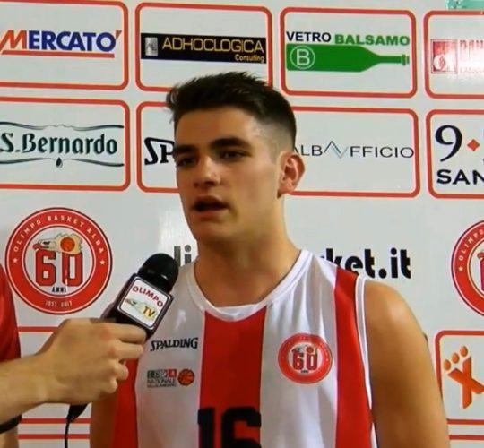 Filippo Colli ai microfoni di Olimpo TV dopo Alba – Alessandria (12ª giornata rit. Serie C Gold)