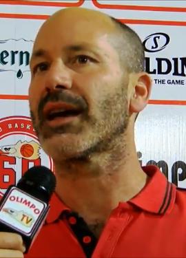 Luca Jacomuzzi ai microfoni di Olimpo TV dopo Alba – Alessandria (12ª giornata rit. Serie C Gold)