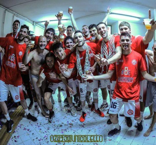 Gara 3: Mercatò Alba VS Sat Crocetta Torino (Finale) #BeHistory