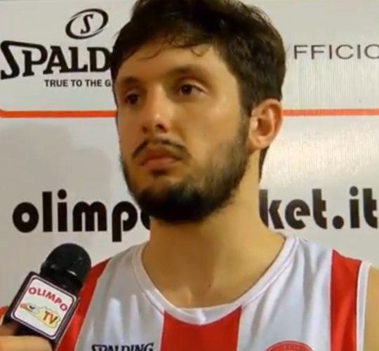 Finale: Claudio Maino ai microfoni di Olimpo TV dopo Alba – Crocetta Torino (Gara 1)