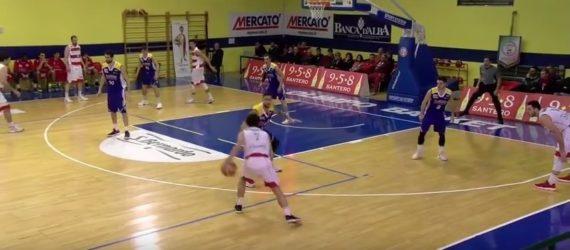 Serie B: HL Witt S.Bernardo VS Coelsanus Robur et Fides Varese