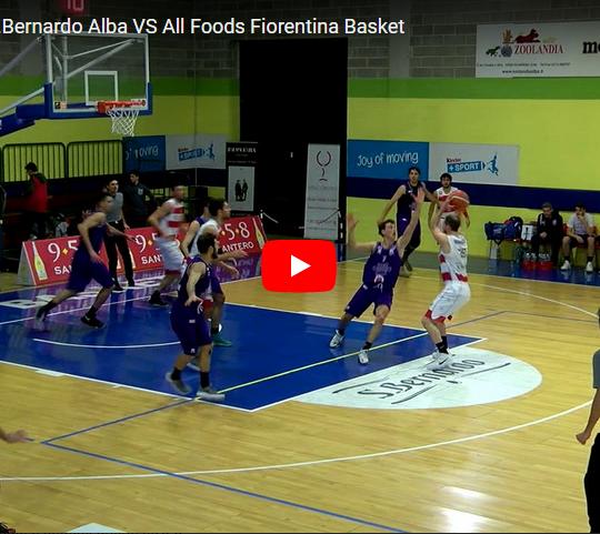 Serie B: HL Witt S.Bernardo VS All Foods Fiorentina