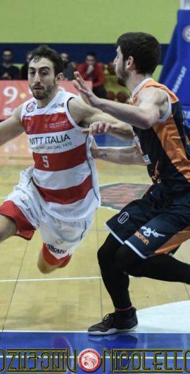 Serie B: Witt S.Bernardo VS Sangiorgese Basket