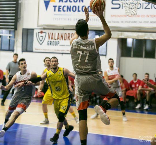 Serie B: Elachem Vigevano VS Witt S.Bernardo