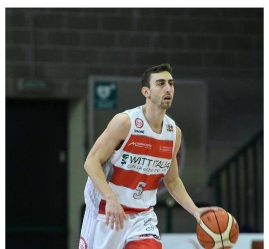 Serie B: Witt S.Bernardo VS Basket Cecina
