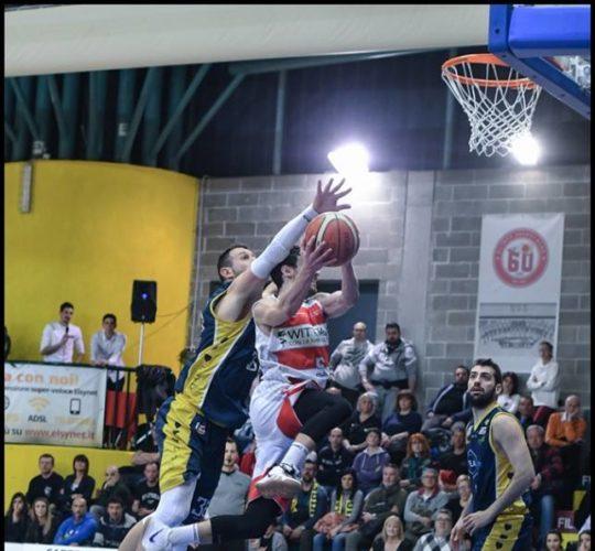 Serie B: Witt S.Bernardo VS ELAchem Vigevano