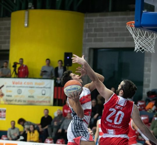 Serie B – 7 giornata: Olimpo Basket VS Costa D'Orlando Basket