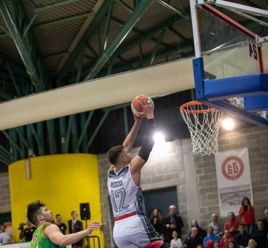 Serie B – 21 giornata: Olimpo Basket VS Fulgor Basket