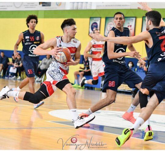 Serie B: S.Bernardo Alba VS Basket Cecina